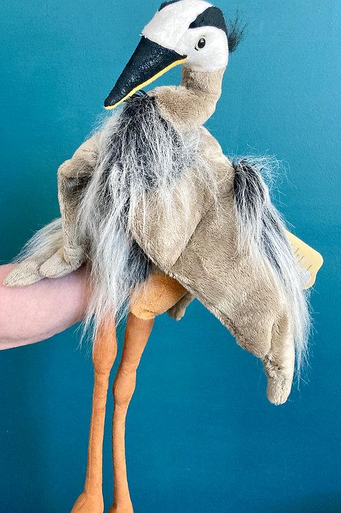 Heron Hand Puppet (Folkmanis)
