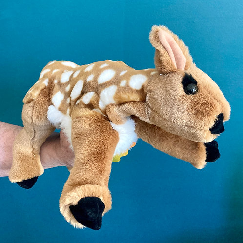 Fawn Hand Puppet (Folkmanis)