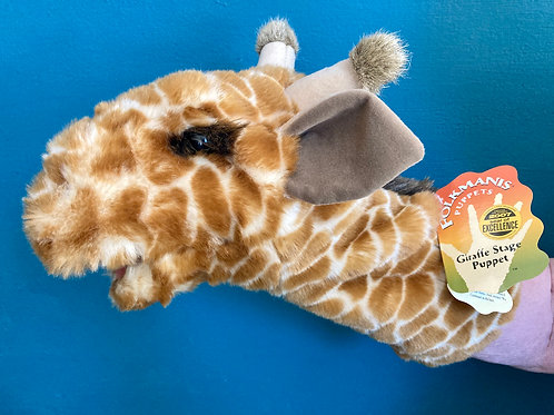 Giraffe Hand Puppet (Folkmanis)