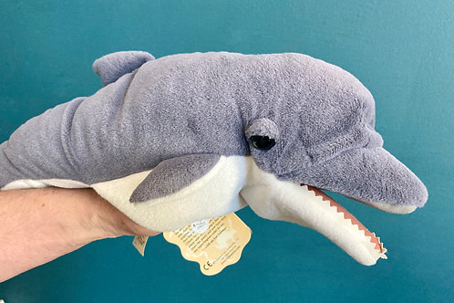 Dolphin Hand Puppet (Folkmanis)
