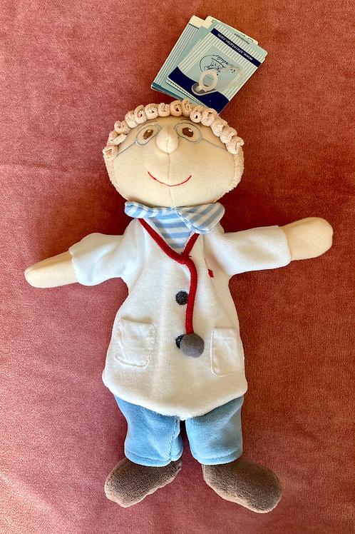 Stormtaler Doctor Hand Puppet