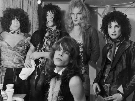 Há 47 anos chegava ao fim o New York Dolls