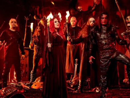 Cradle of Filth anuncia o 13º álbum de estúdio