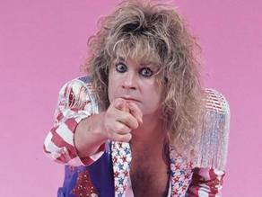 Há 41 anos Ozzy Osbourne ressurgia