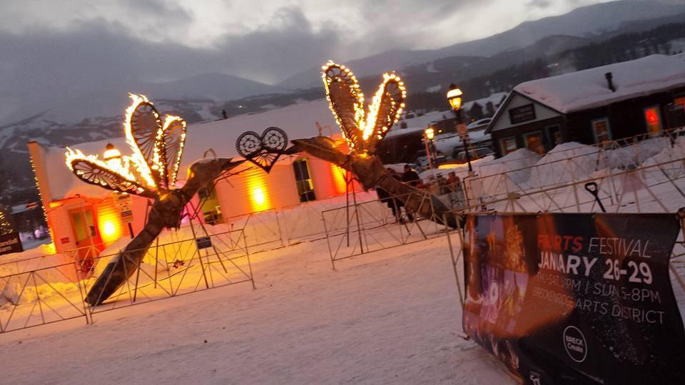 Arcus Hymenoptera, Breckenridge Fire Festival