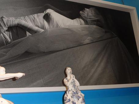 London exhibition: a few images!/Quelques images de l'exposition à Londres