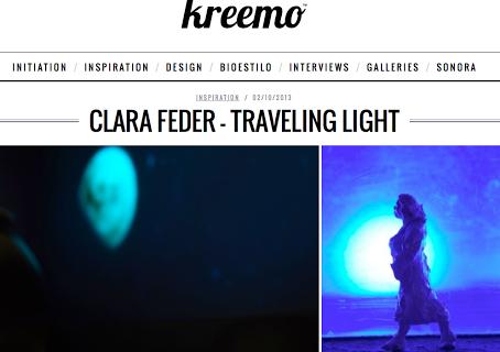 New article on Kreemo/ Un nouvel article sur Kreemo