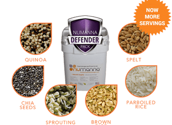 Defender Nutritive Pack