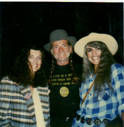 Willie and Pam Wolfe