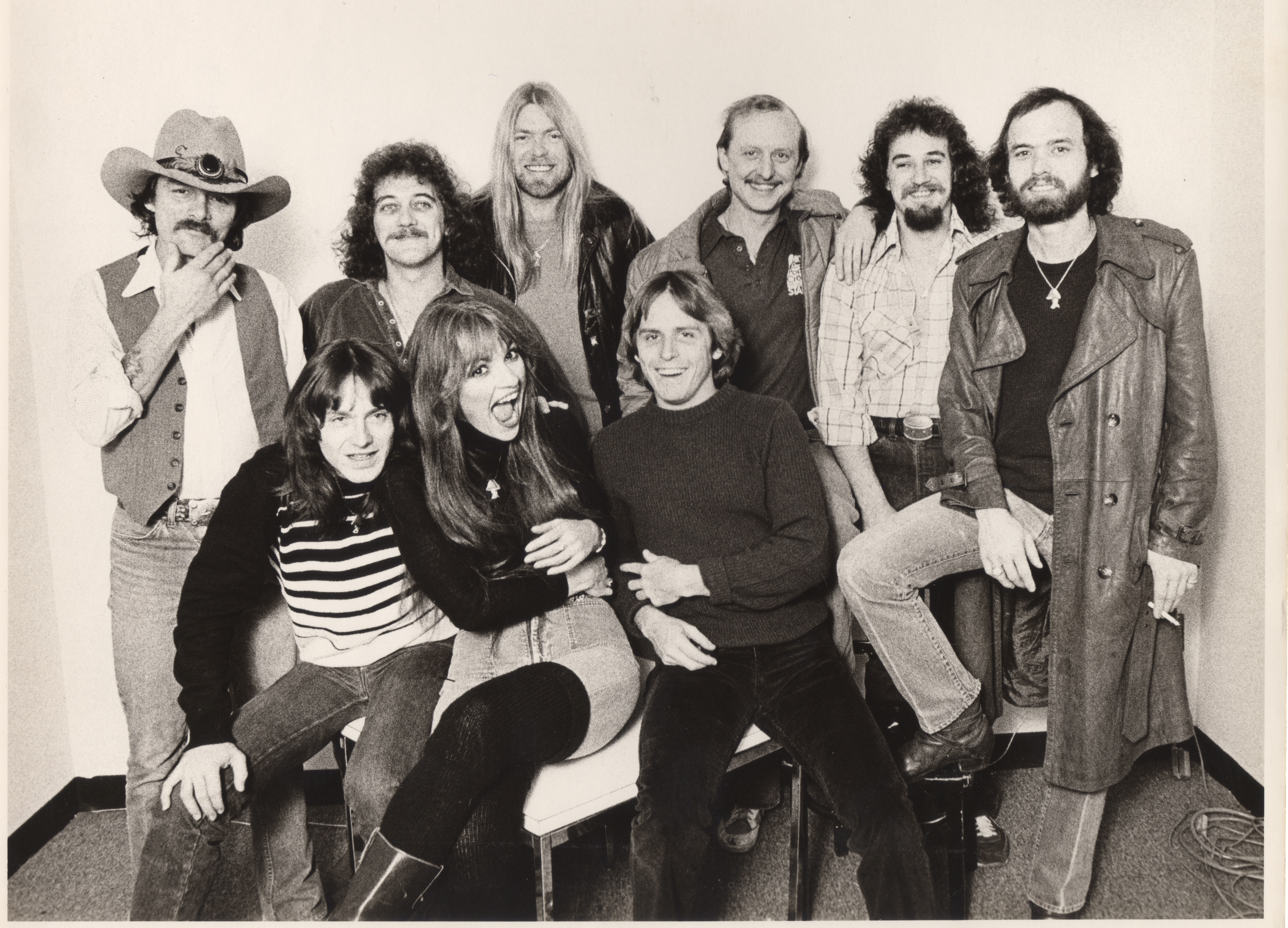 Touring with the Allman Brothers