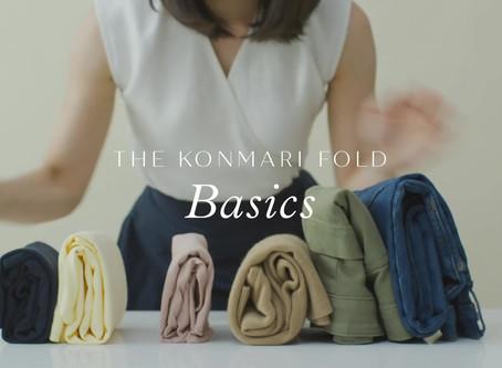 The KonMari Fold | Basics