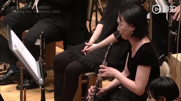 坂本龙一的《末代皇帝 》配乐《Rain》交响乐现场,气势磅礴,超震撼!