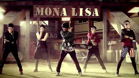 MBLAQ(엠블랙) - 모나리자(MONA LISA)