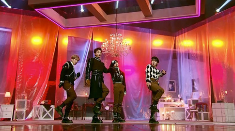 SHINee 샤이니 'Don't Call Me' The Performance Stage