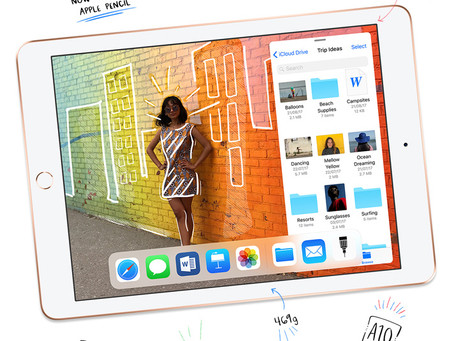 Introducing the new 9.7-inch iPad