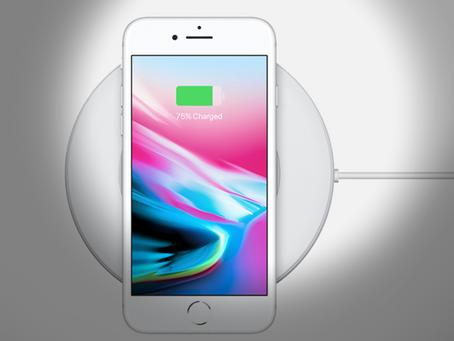 A spotlight on Apple's wireless charging