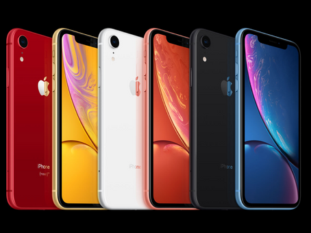 iPhone Xr - the perfect upgrade from iPhone 6 or iPhone 6s
