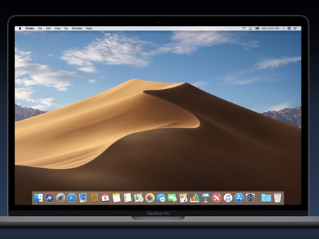 Introducing the new macOS Mojave