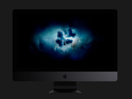New iMac Pro - Coming in December 2017