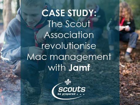 CASE STUDY: The Scout Association revolutionise Mac management