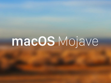 We take a first look at macOS Mojave