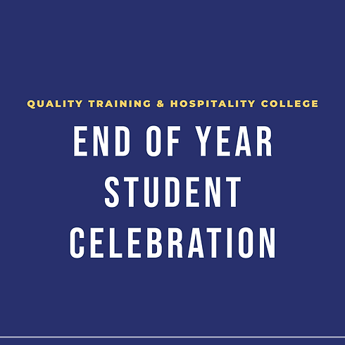 End of Year Student Celebration