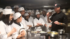 The Chef Who Wanted to Give Back.....And Did  - Chef Johnon