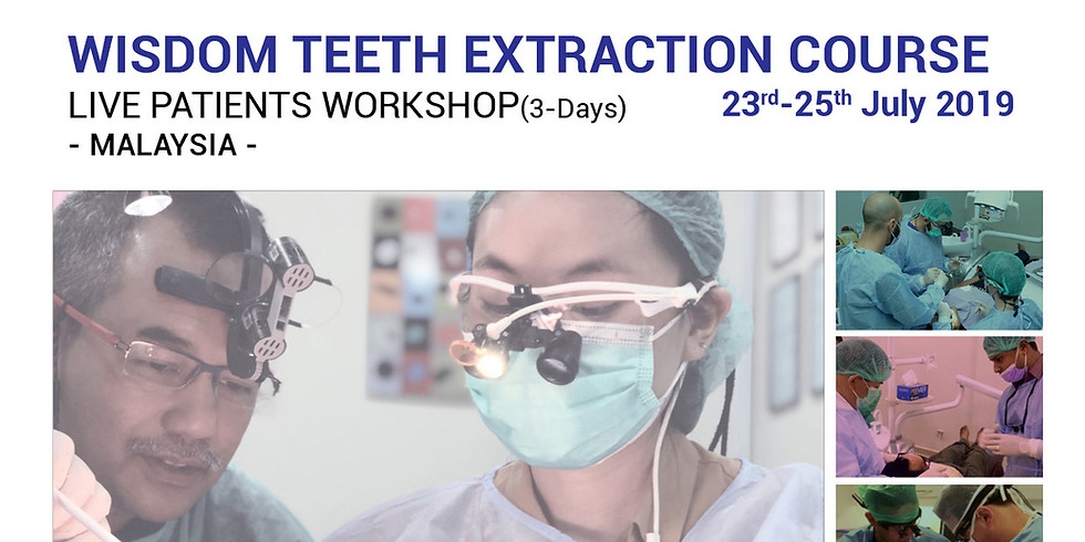 Wisdom Teeth Extraction Course_LIVE PATIENT