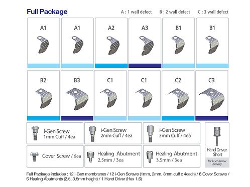 i-Gen Full Package