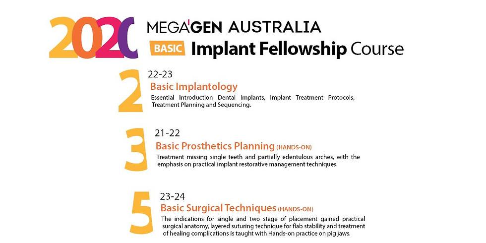 BASIC Implant 2020 in Adelaide