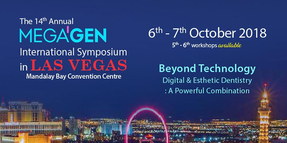 The 14th Annual MegaGen International Symposium in Las Vegas