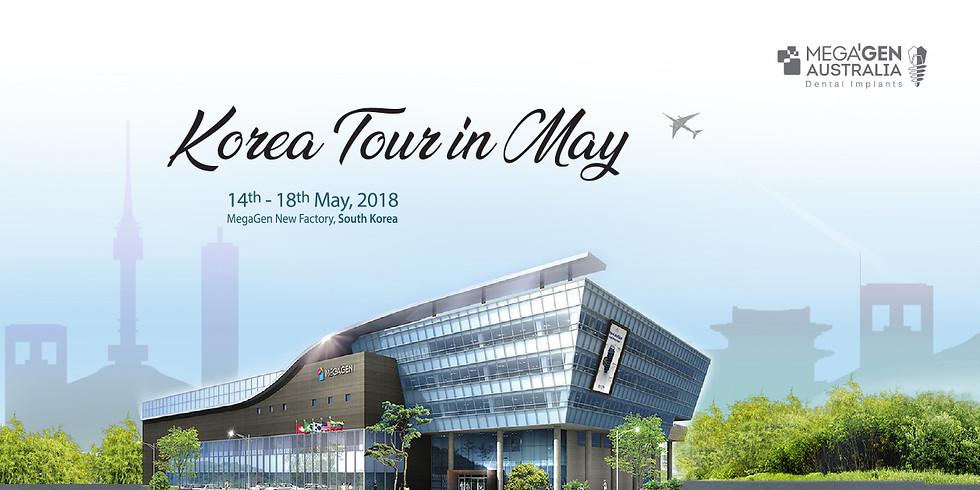 2018 Korea Tour Seminar in May