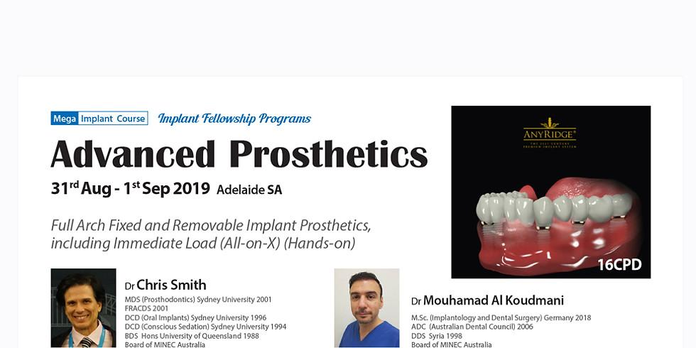 Advanced Prosthetic Course