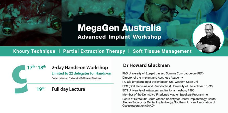 MegaGen Australia Dental Implants AnyRidge, AnyOne, R2Gate