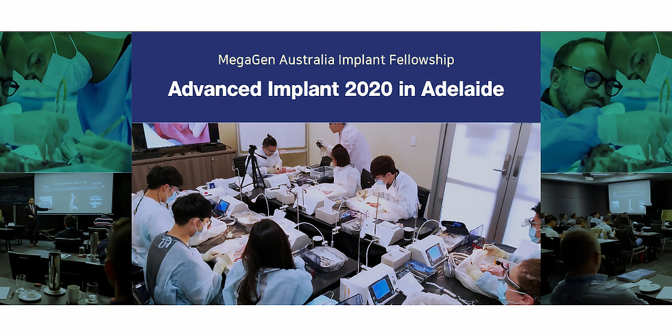 Advanced Implant Fellowship Course