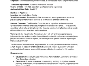 Southwest Employment Services - Financial Controller