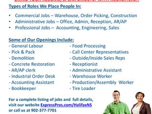 Express Employment Professionals - Job Fair