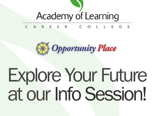 Academy of Learning Info Session