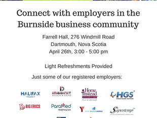 Dartmouth Burnside Community Job Fair