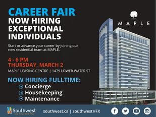 Career Fair - Southwest Halifax