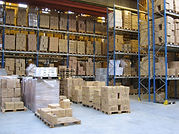 Warehouse space, Shipping and Receiving