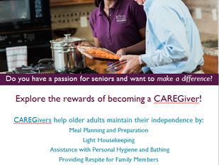 Home Instead Senior Care Job Fair