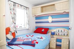 single bedroom in static @welcombe.X