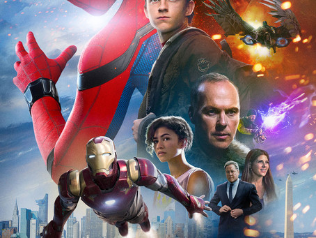 Spider-Man: Homecoming - Third Times The Charm