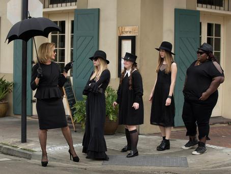 "Why AHS' ""The Coven"" & ""Murder House"" Crossover Season Makes Sense"