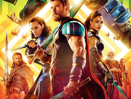 Thor-iffic Time at the Movies