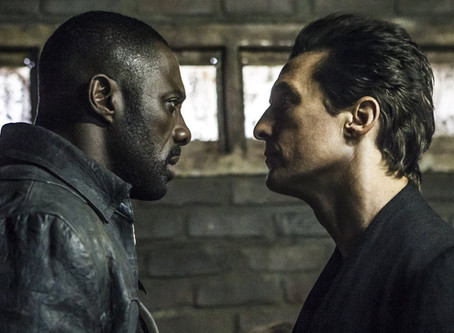 The Dark Tower's Ominous Opening Weekend