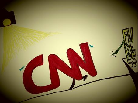 CNN's Tightrope Burden
