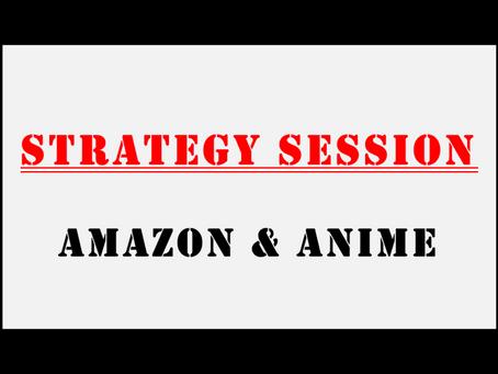 Adding Anime to Amazon's Shopping Cart