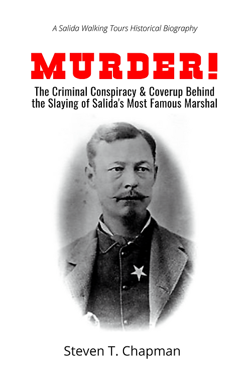 MURDER! The Criminal Conspiracy & Coverup Behind the Slaying...$17.95 + tax/ship